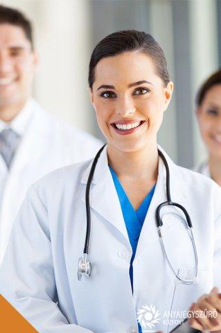 Vezető szakértők<br> országosan elismert orvosok